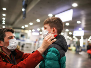 L'amore (paterno) ai tempi del coronavirus