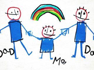 Genitori gay: perché  non mi pronuncio Editoriale di Maurizio Quilici